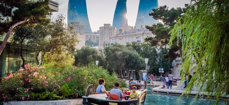 Azerbaidžanas, Baku