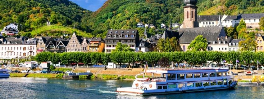 Vokietija – Reino ir Mozelio slėniai