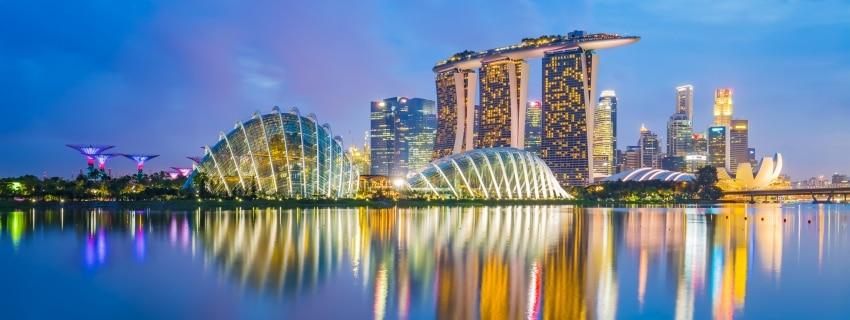 Kruizas Singapūras, Malaizija, Tailandas