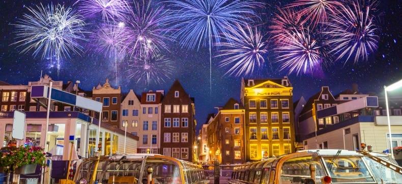 Naujieji metai Amsterdame