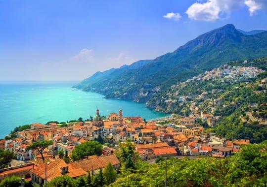 Italija, Kampanija