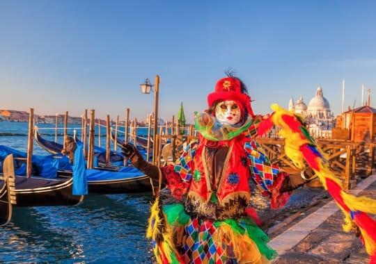 Venecijos karnavalas