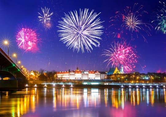 Naujieji metai Varšuvoje
