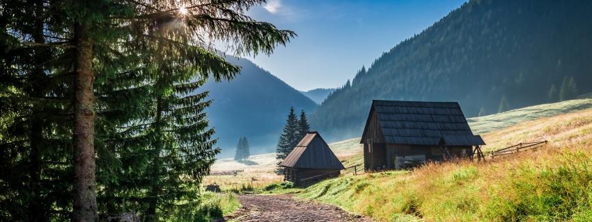 Zakopanė ir Slovakijos Tatrai