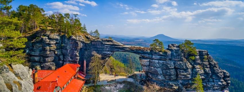 Čekijos nacionaliniai parkai