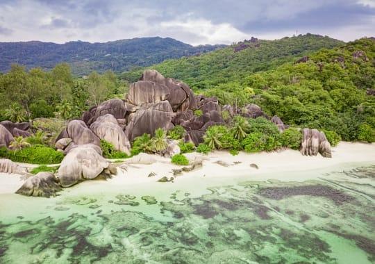 Seišelių salų turas