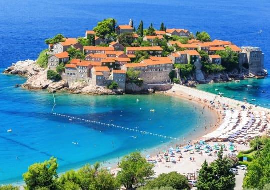 Pažintinė kelionė į Balkanų šalis