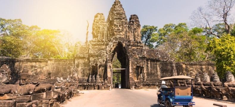 Tailandas-Kambodža