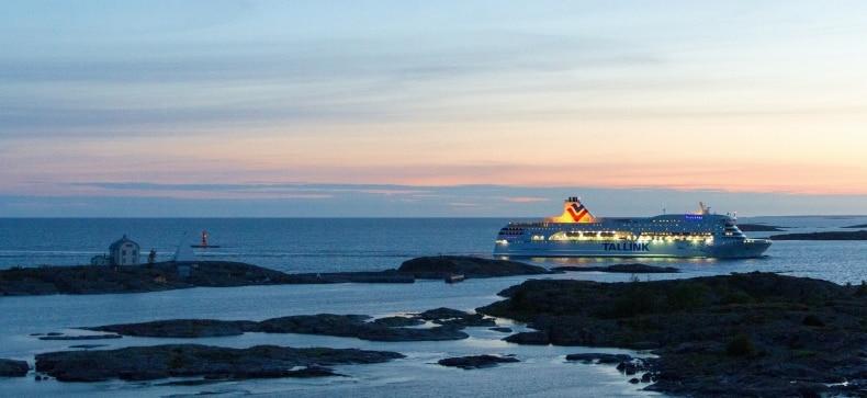 Kruizas į Alandų salas Suomijoje
