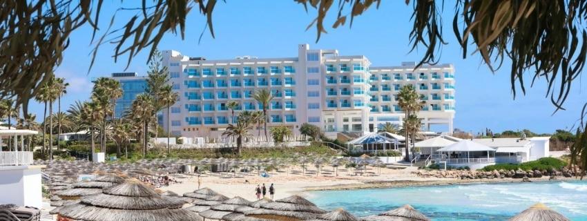 NissiBlu Beach Resort 5*, Kipras