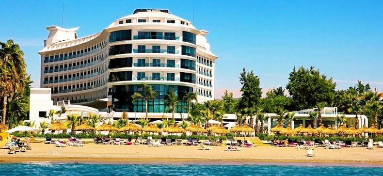 """TURKIJA GRĮŽTA! Paskutinė minutė: 7 n. 5* viešbutyje su """"ultra viskas įskaičiuota 24 h"""" – 419 €"""