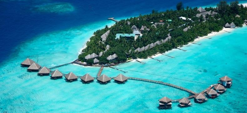 Maldyvai (poilsis privačioje saloje)