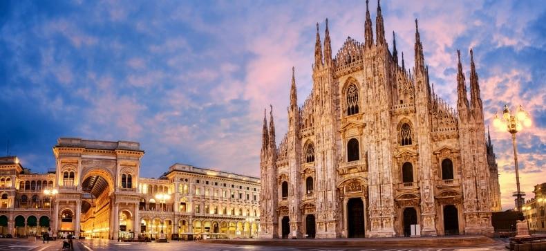 Milanas ir Komo