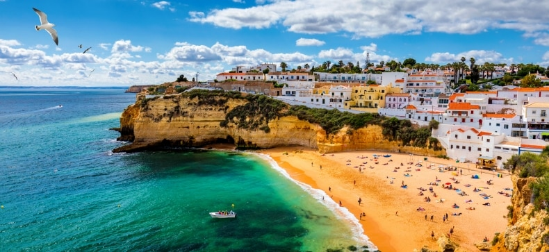 Algarvė, Portugalija