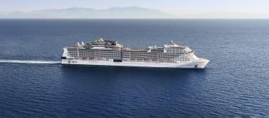 "Kruizas laivu ""MSC Virtuosa"""