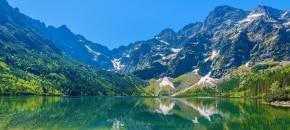 Slovakija, Aukštieji Tatrai