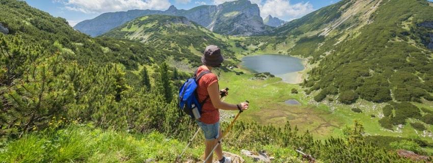 Austrijos Alpės (pažengusiems)