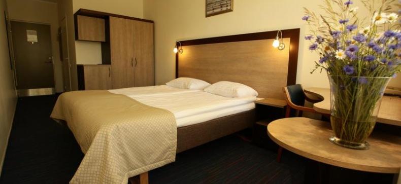 Polsis viešbutyje Alanga