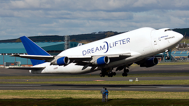"""Boeing"" Dream Lifter"