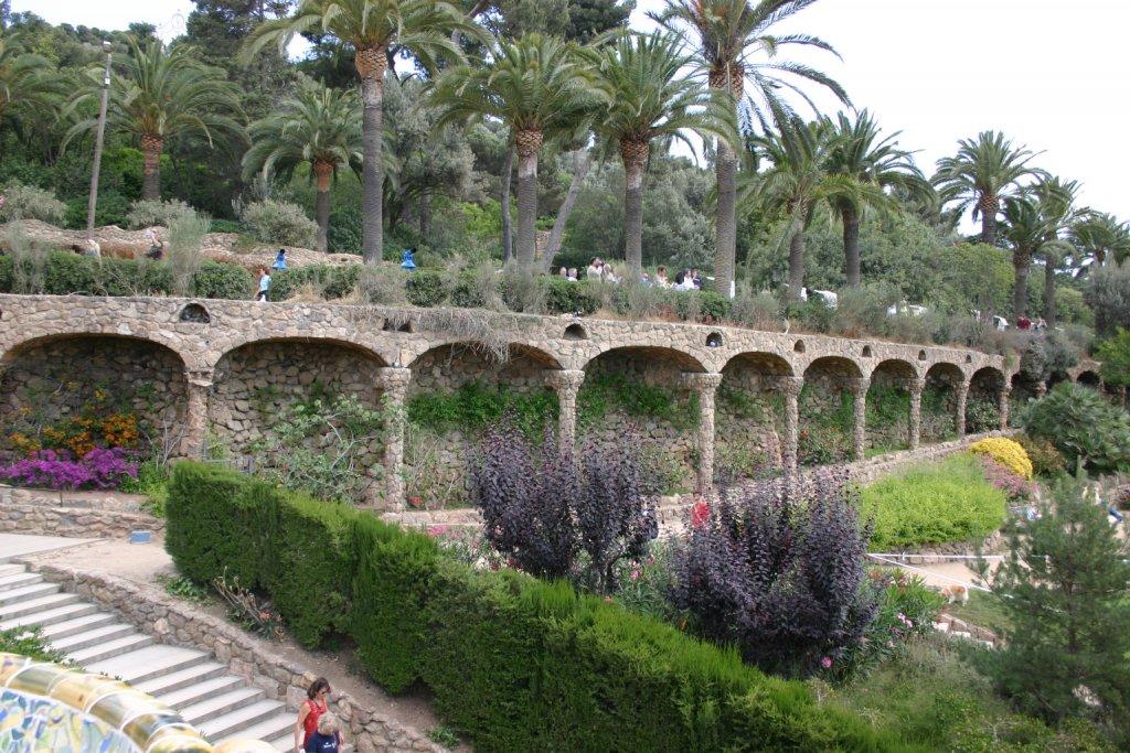Barselona-guelio-parkas