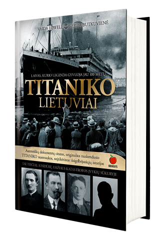 titaniko lietuviai knyga