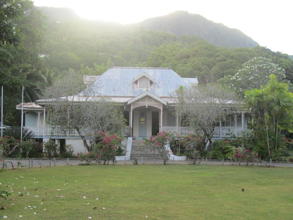 Plantatoriaus namas