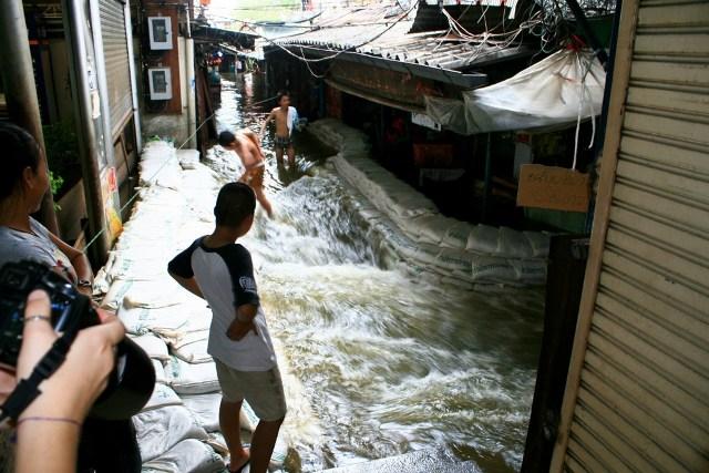 Potvynis Bankoke