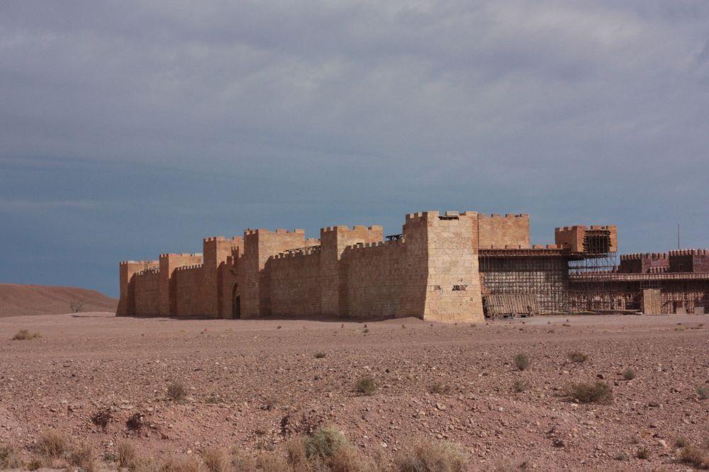 maroko kino studija