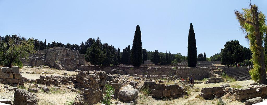 Asklepion panorama