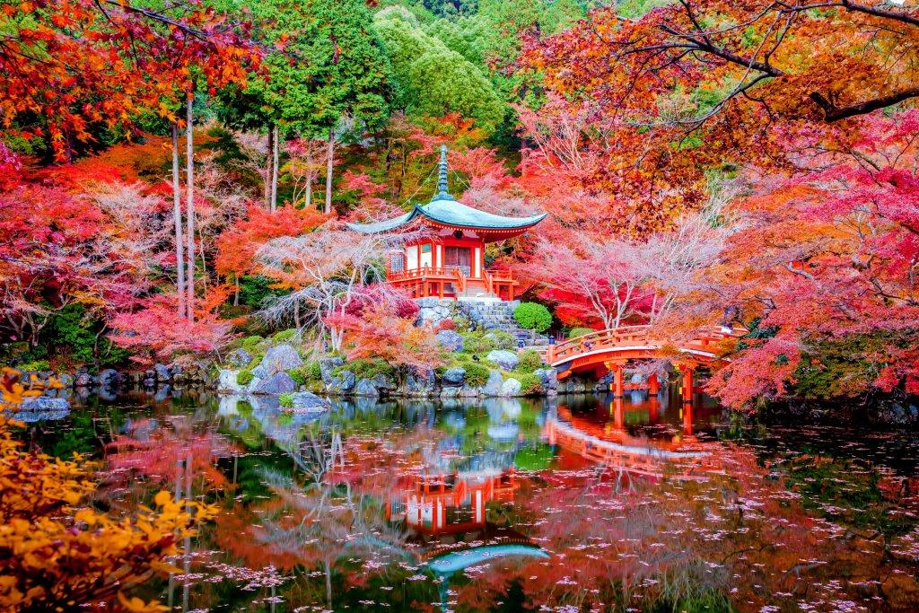 Japan-Kyoto-Daigo-Ji-temple