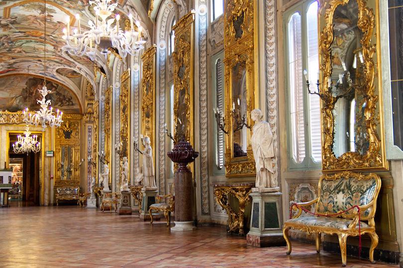 Doria Pamfili galerija
