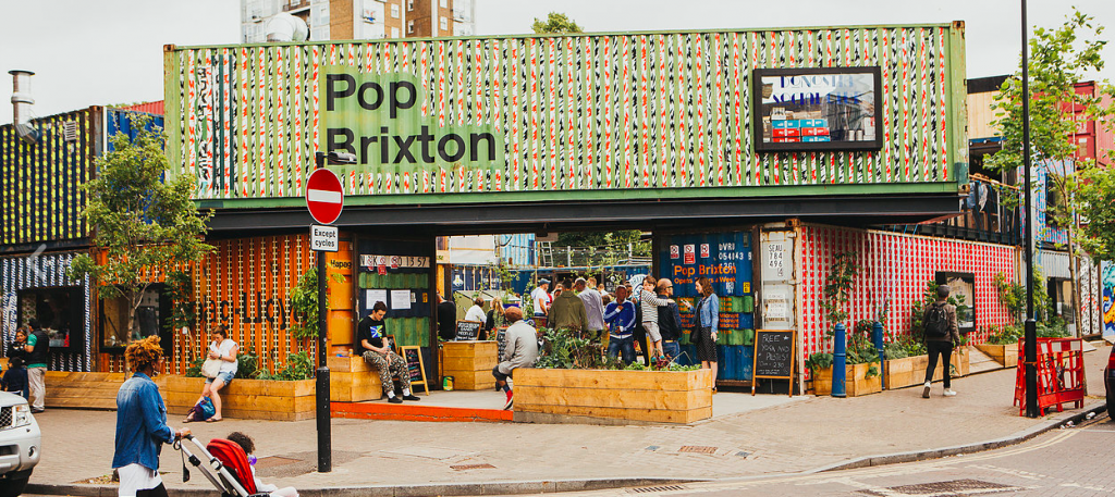 Pop Brixton, London