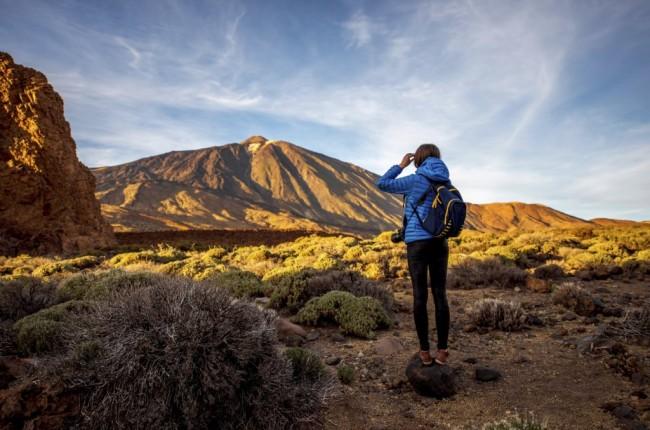 Teide ugnikalnis Tenerifėje