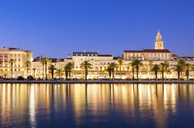 Splitas Kroatija