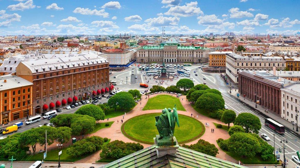 Sankt Peterburgas, Rusija3